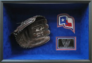 pitchers glove shadow box