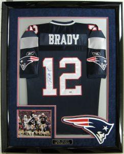 best loved 02f9e e61c7 Super Bowl Time | CSD Custom Framing
